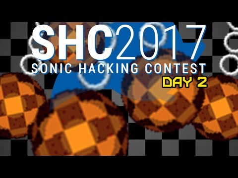 Johnny vs. Sonic Hacking Contest 2017 (Day 2)