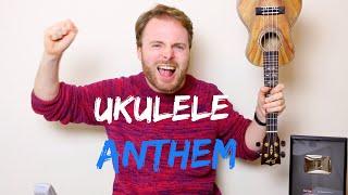 Ukulele Anthem - Amanda Palmer (UKULELE TUTORIAL)