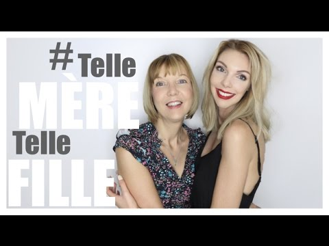 ❥TAG | #TelleMèreTelleFille