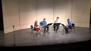 Assembly Saxophone Quartet - That