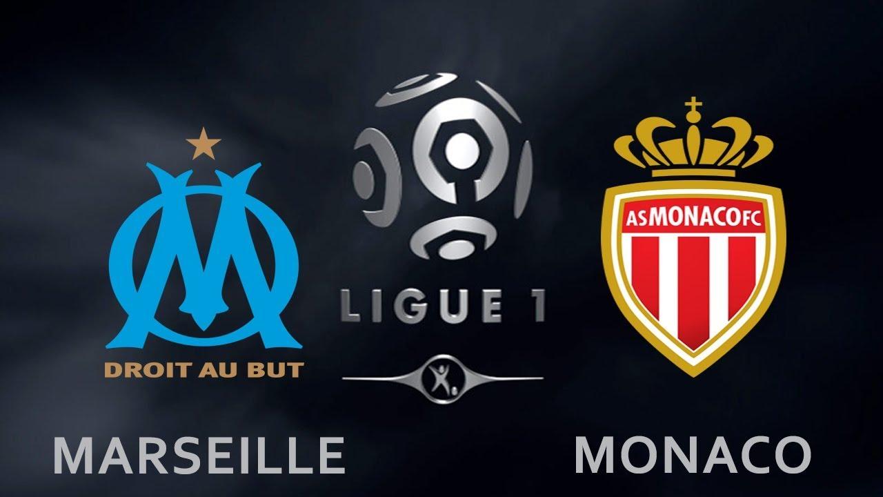 FOOTBALL - Olympique de Marseille vs Monaco - BGEVENTS