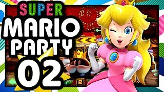 SUPER MARIO PARTY EPISODE 2:  LA MINE PÉRILLEUSE DU ROI BOB-OMB (NINTENDO SWITCH)