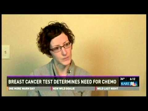 MammaPrint breast cancer test ID's women who can avoid chemotherapy