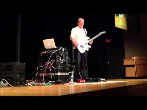 Adrian Belew Clinic at Sweetwater Sound mp3