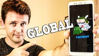 PASSO A PASSO! INSTALAR ROM GLOBAL XIAOMI | FAST BOOT | MIFLASH
