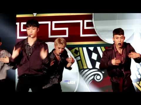 161008 EXO DMC Festival Lotto CHEN focus