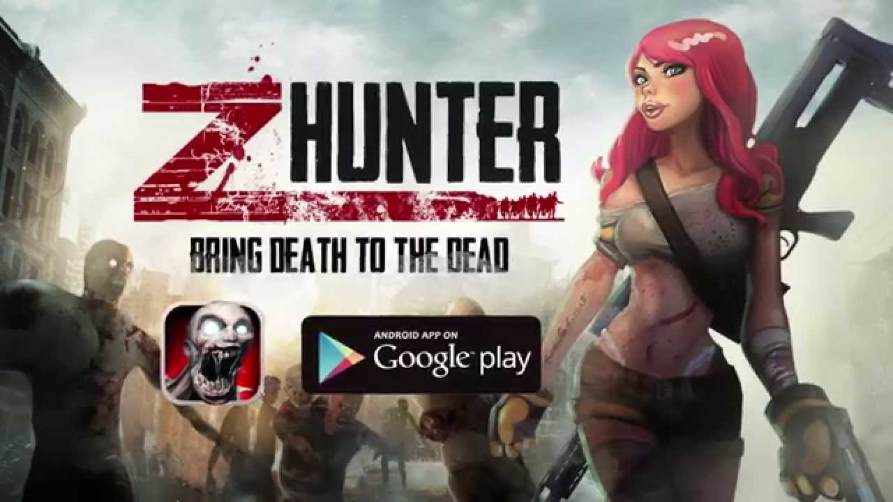Zombie Hunter - War of The Dead (Official Trailer)