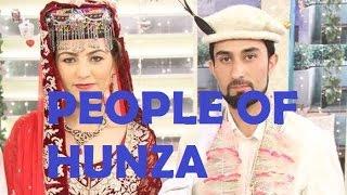 PEOPLE OF HUNZA