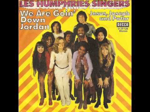 The Les Humphries Singers We Are Goin' Down Jordan