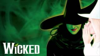 WICKED - What is this feeling  (instrumental)