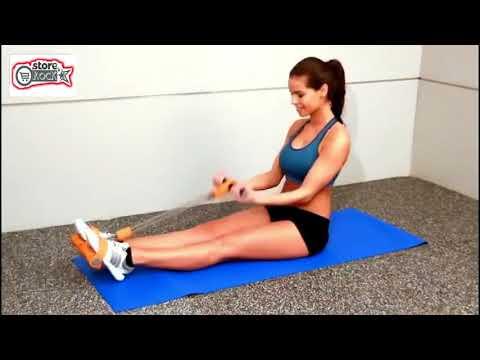 2-tube Pedal yoga Pull Rope