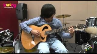 Chiec la tinh yeu - Dang Khoa (guitar cover)
