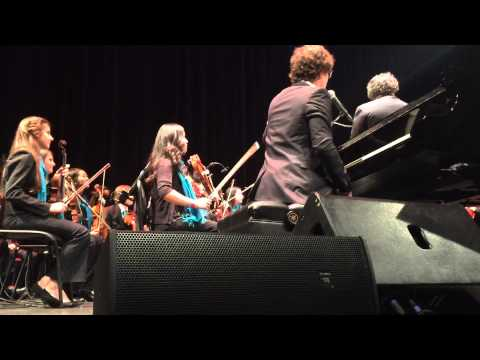 Ben Folds & Chicago Youth Symphony Orchestra - Rock This Bitch!