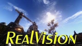 Skyrim ENB Presets - RealVision ENB 1.3h