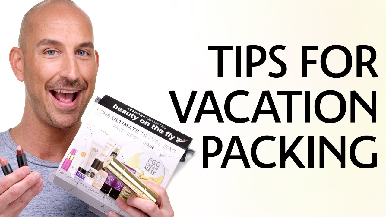 Tips for Vacation Packing