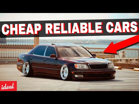 Top 5 RELIABLE Cars For LESS Than $1999