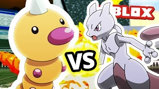 Roblox: WEEDLE OR MEWTWO?! (Pick a Side)