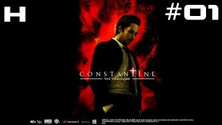 Constantine Walkthrough Part 01 [PC]