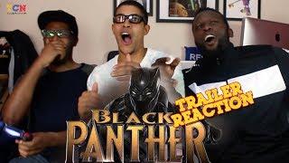 Black Panther Teaser Reaction