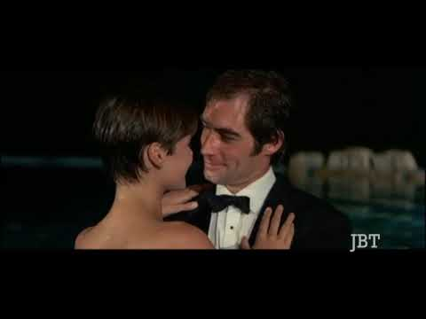 James Bond & Pam Bouvier  Everything I Do I Do It For You