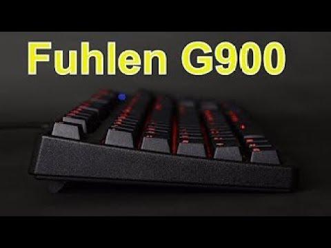 PHUKIENCHINHHANG.NET – BÀN PHÍM CƠ FUHLEN G900s CHERRY MX SWITCH