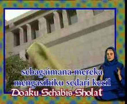 Download DHEA - Doa Aku Sehabis Solat