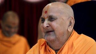 Guruhari Darshan 12 May 2015, Sarangpur, India