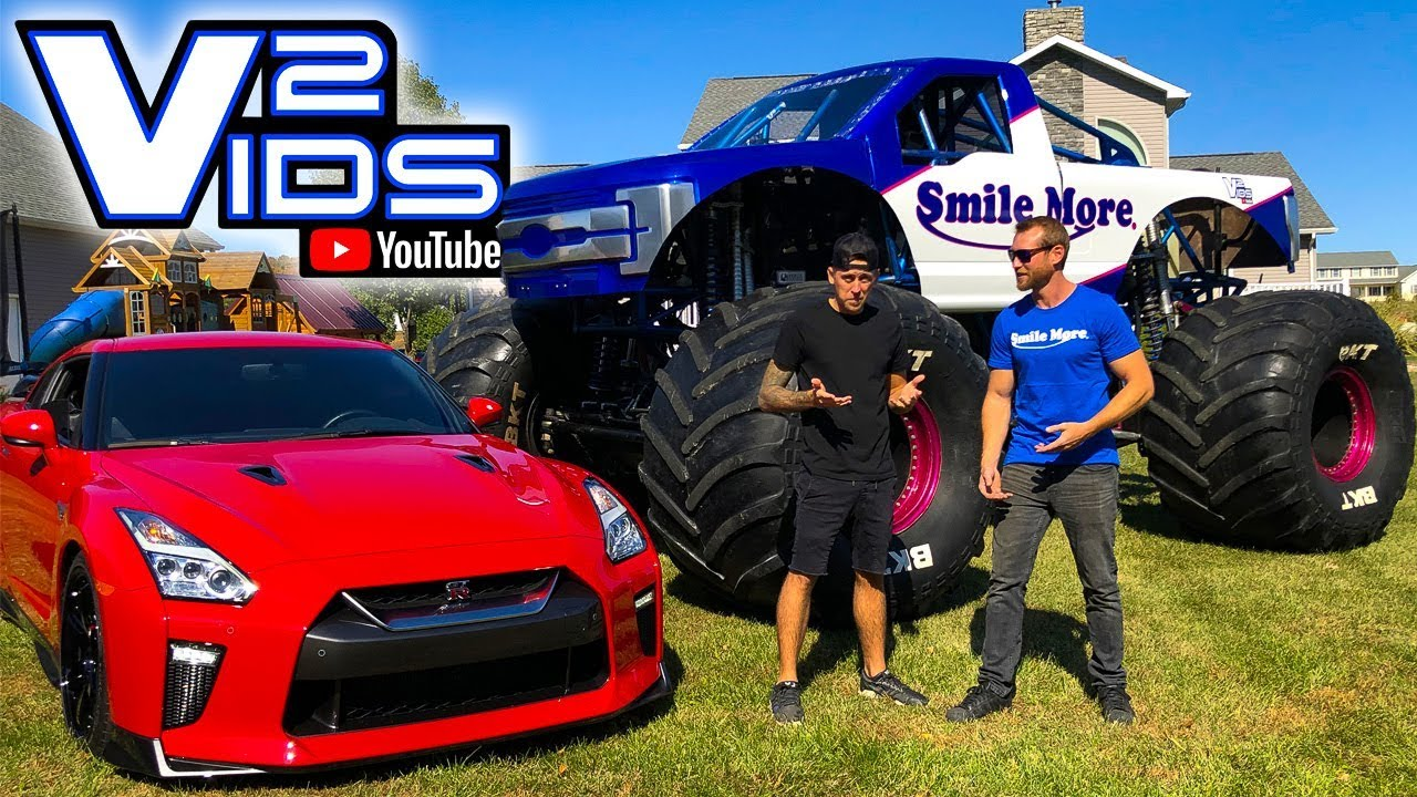 Roman Atwood U0026 39 S New Monster Truck