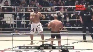 Федор Емельяненко vs Джайдип Сингх. 31 декабря 2015