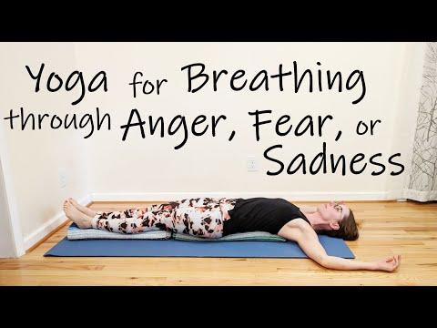 Yoga for Breathing through Negative Emotions