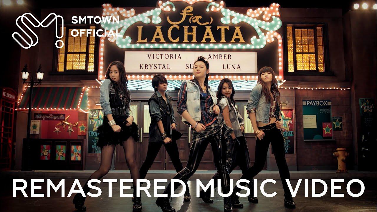f(x) 에프엑스 '라차타 (LA chA TA)' MV #1