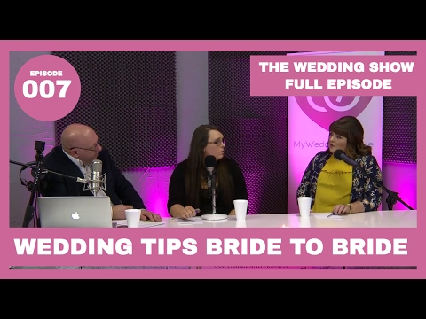 The Wedding Show Ep.07 - Bride & Bride To Be Give Tips (Full Episode)
