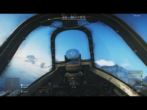 Battlefield 5 Plane Gameplay