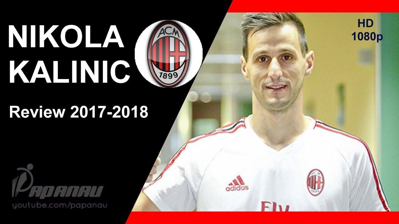 Nikola Kalinic Ac Milan Goals Skills Assists Ap