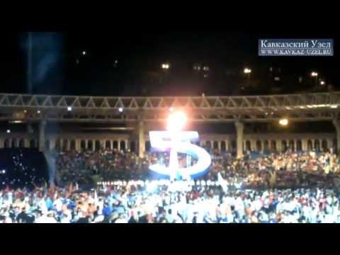 Ереван: Панармянские игры 2011