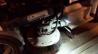 City of Chandler Night Shift- Street Sweepers & Road Stripers