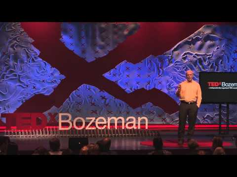 Contentment and satisfaction with work and life: Greg Gianforte at TEDxBozeman