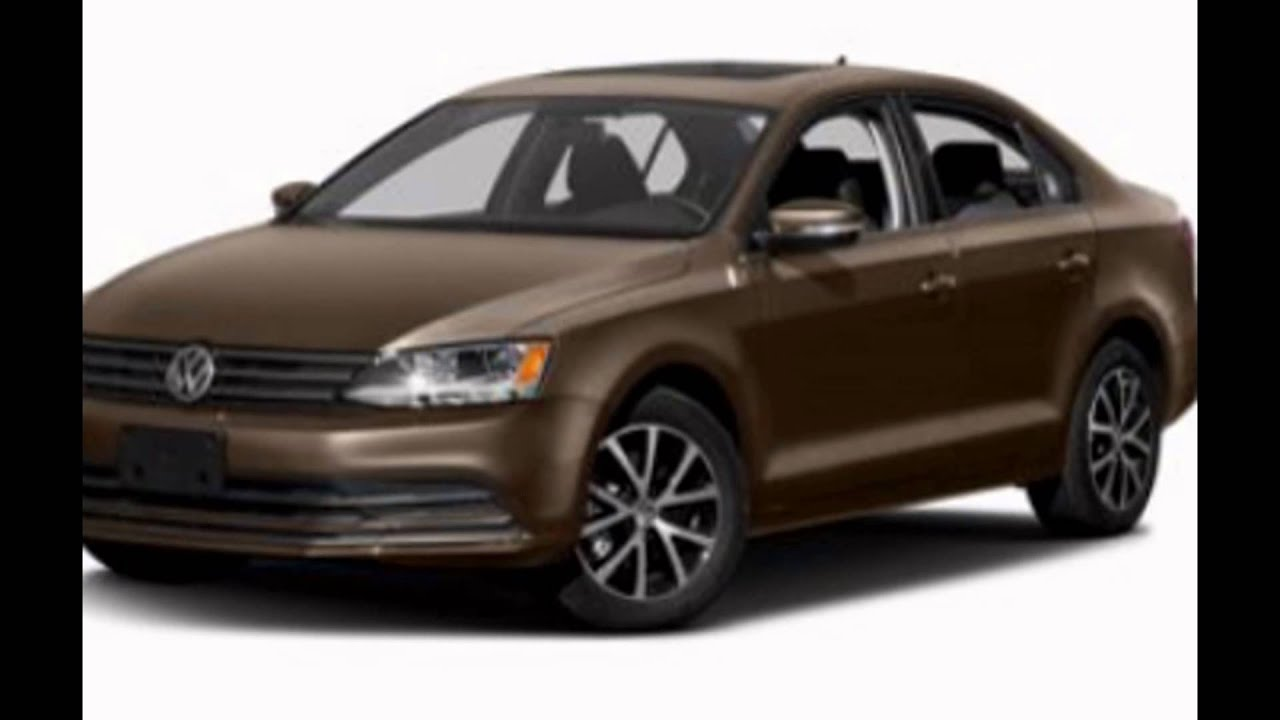 2016 Volkswagen Jetta Dark Bronze Metallic Youtube