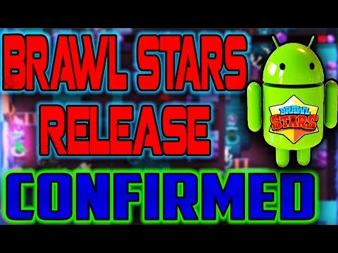 WHEN IS BRAWL STARS COMING OUT ON ANDROID - BRAWL STARS ANDROID RELEASE DATE - Duur: 2:39.