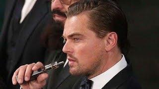 好萊嗚明星使用電子煙:李奧納多·狄卡皮歐Leonardo DiCaprio u0026 湯姆·哈迪Tom Hardy