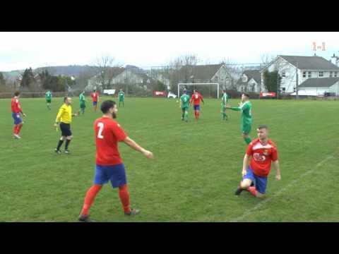 Islandmagee FC 4-1 St Patricks YM FC