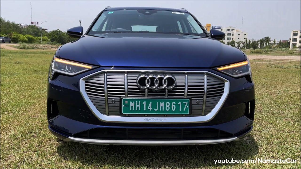 Audi e-tron 55 quattro 2021- ₹1.1 crore | Real-life review
