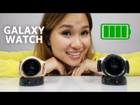 galaxy-watch-battery-life-+-charge-speed-test-(bluetooth)