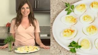 How To Make Basic Deviled Eggs