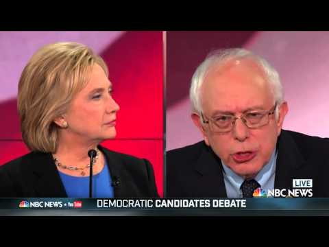 FULL Democratic Debate Part 6, NBC Democratic Presidential Debate 1 17 2016 HD DmKxExD5p7U