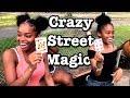 CRAZY STREET MAGIC REACTIONS!   itsallanillusion