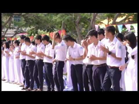 Lễ kỉ niệm 40 năm ngày thành lập trường THPT Phan Bội Châu, Cam Ranh, Khánh Hòa (phần I)