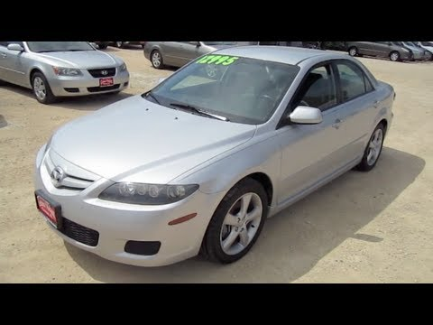 2007 MAZDA6 V6 Engine Start Up, Walk Around by Automotive Review ...