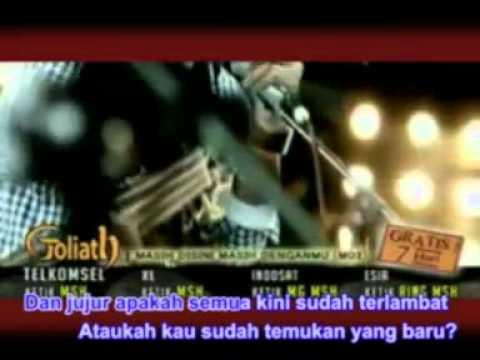Goliath - Masih Disini Masih Denganmu (Karaoke + VC)