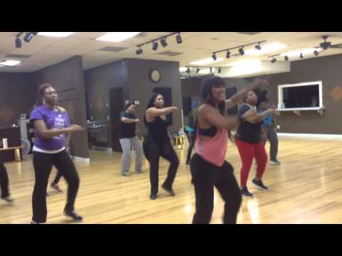 Bring Em Out Cardio Dance and Tone with Tamika Handy